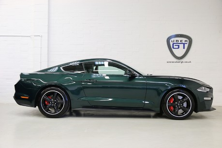 Ford Mustang Bullitt with Magne-Ride, B&O and More