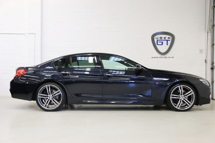 BMW 6 Series 640d M Sport Gran Coupe with a Huge Specification 1