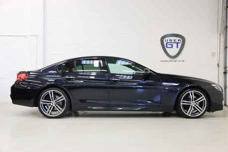 BMW 6 Series 640d M Sport Gran Coupe with a Huge Specification
