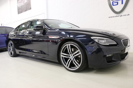 BMW 6 Series 640d M Sport Gran Coupe with a Huge Specification 2