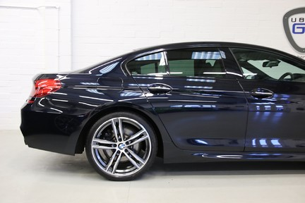 BMW 6 Series 640d M Sport Gran Coupe with a Huge Specification 19