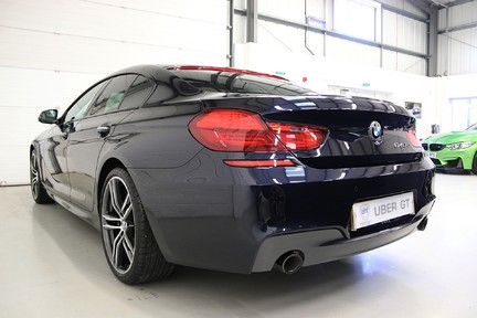 BMW 6 Series 640d M Sport Gran Coupe with a Huge Specification 3