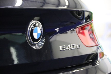 BMW 6 Series 640d M Sport Gran Coupe with a Huge Specification 13