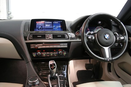 BMW 6 Series 640d M Sport Gran Coupe with a Huge Specification 21