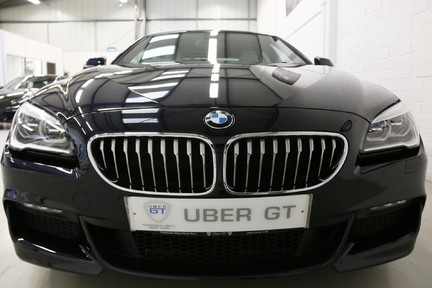 BMW 6 Series 640d M Sport Gran Coupe with a Huge Specification 9