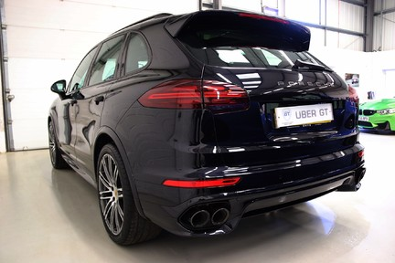 "Porsche Cayenne V6 GTS with 21"" Turbo Alloys, Pan Roof and Much More 3"