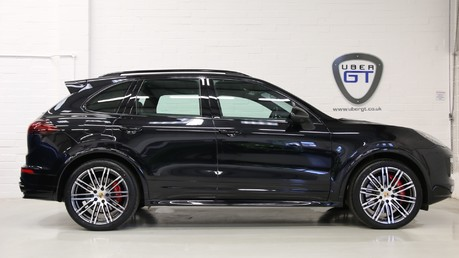 "Porsche Cayenne V6 GTS with 21"" Turbo Alloys, Pan Roof and Much More Video"