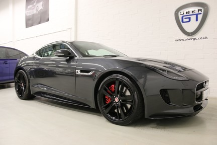 Jaguar F-Type R AWD with a Great Spec and Just Serviced by Jaguar 2