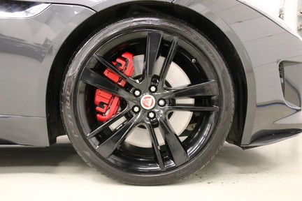 Jaguar F-Type R AWD with a Great Spec and Just Serviced by Jaguar 13