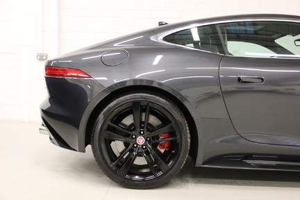Jaguar F-Type R AWD with a Great Spec and Just Serviced by Jaguar 9