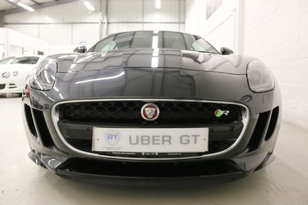 Jaguar F-Type R AWD with a Great Spec and Just Serviced by Jaguar 7