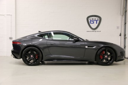 Jaguar F-Type R AWD with a Great Spec and Just Serviced by Jaguar 1