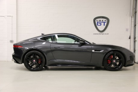 Jaguar F-Type R AWD with a Great Spec and Just Serviced by Jaguar
