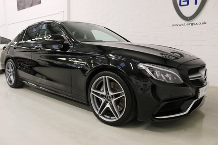 "Mercedes-Benz C Class AMG C 63 Premium with Performance Exhaust and 19"" Alloys 2"