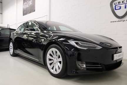 Tesla Model S 100D Premium AWD with a High Specification 2