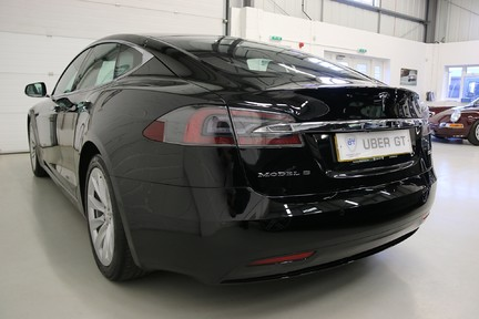Tesla Model S 100D Premium AWD with a High Specification 3