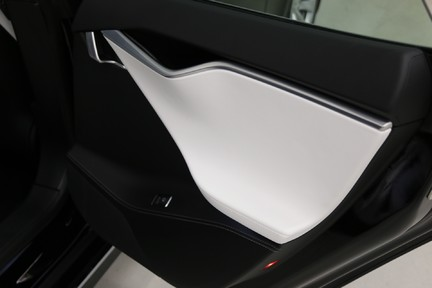 Tesla Model S 100D Premium AWD with a High Specification 12