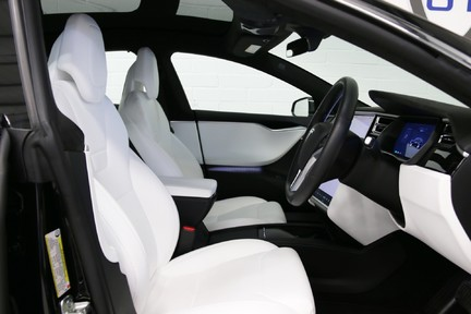 Tesla Model S 100D Premium AWD with a High Specification 13