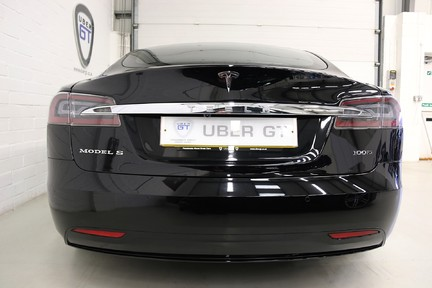 Tesla Model S 100D Premium AWD with a High Specification 6