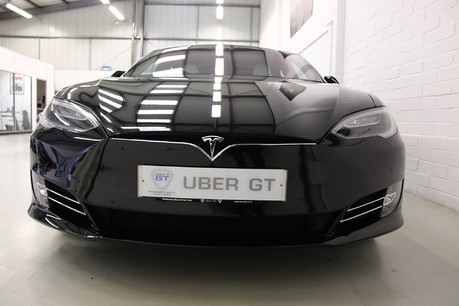 Tesla Model S 100D Premium AWD with a High Specification Specification