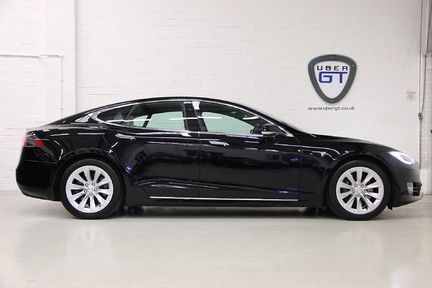 Tesla Model S 100D Premium AWD with a High Specification 1