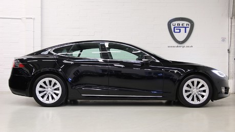 Tesla Model S 100D Premium AWD with a High Specification Video