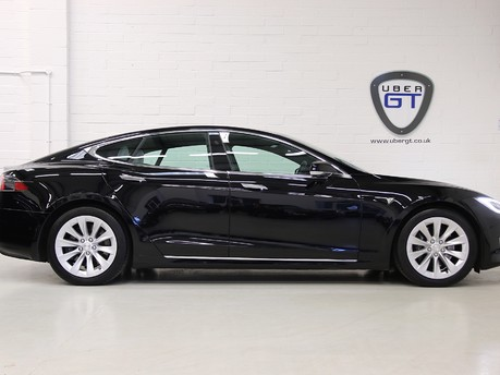 Tesla Model S 100D Premium AWD with a High Specification