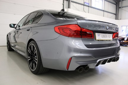 BMW M5 2020MY with Huge Spec, M Sport Exhaust, Virtual Dash and Laserlights 3