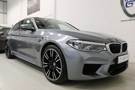 BMW M5 2020MY with Huge Spec, M Sport Exhaust, Virtual Dash and Laserlights 2