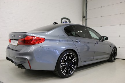 BMW M5 2020MY with Huge Spec, M Sport Exhaust, Virtual Dash and Laserlights 6
