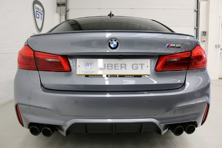 BMW M5 2020MY with Huge Spec, M Sport Exhaust, Virtual Dash and Laserlights 10