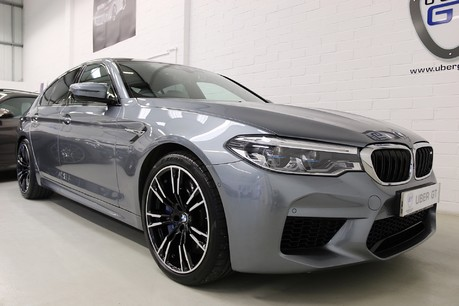 BMW M5 2020MY with Huge Spec, M Sport Exhaust, Virtual Dash and Laserlights Specification