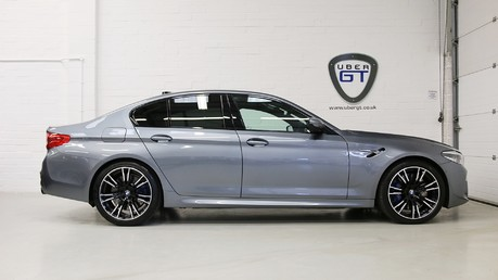 BMW M5 2020MY with Huge Spec, M Sport Exhaust, Virtual Dash and Laserlights Video