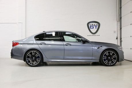 BMW M5 2020MY with Huge Spec, M Sport Exhaust, Virtual Dash and Laserlights