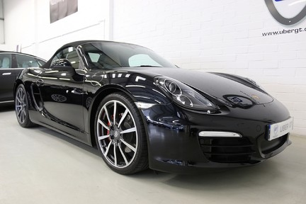 Porsche Boxster S PDK - One Owner, Exquisite Example 27