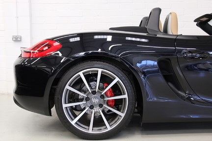 Porsche Boxster S PDK - One Owner, Exquisite Example 17