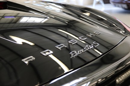 Porsche Boxster S PDK - One Owner, Exquisite Example 19