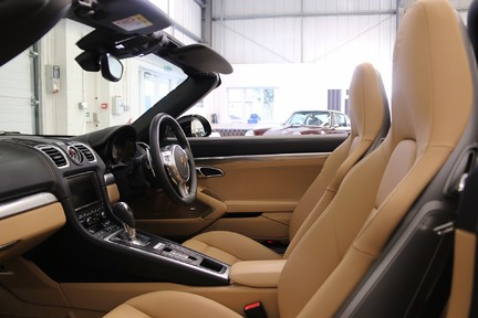 Porsche Boxster S PDK - One Owner, Exquisite Example 8