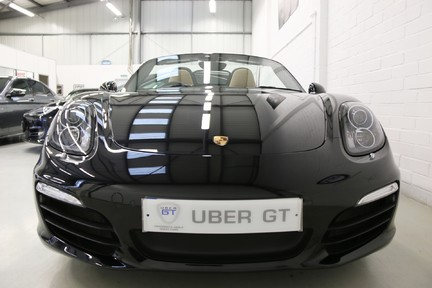 Porsche Boxster S PDK - One Owner, Exquisite Example 9