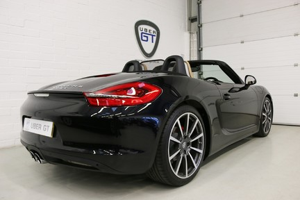 Porsche Boxster S PDK - One Owner, Exquisite Example 5