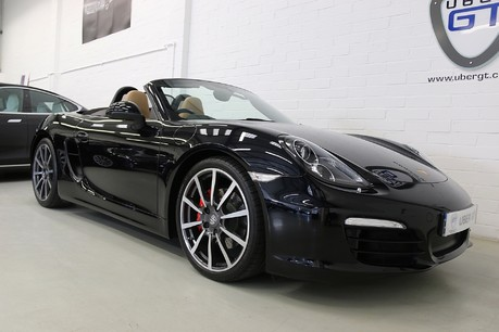 Porsche Boxster S PDK - One Owner, Exquisite Example Service History