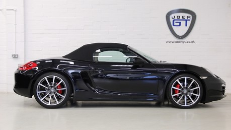 Porsche Boxster S PDK - One Owner, Exquisite Example Video