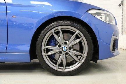 BMW 1 Series M140i with Professional Navigation and More 13