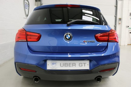 BMW 1 Series M140i with Professional Navigation and More 9