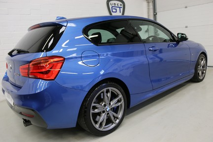BMW 1 Series M140i with Professional Navigation and More 6