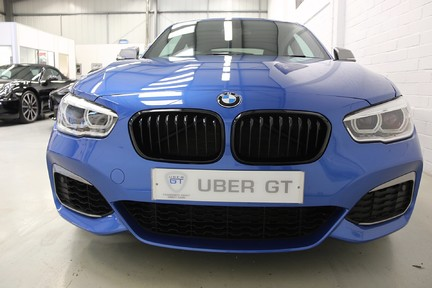 BMW 1 Series M140i with Professional Navigation and More 11