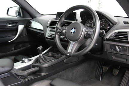 BMW 1 Series M140i with Professional Navigation and More 8