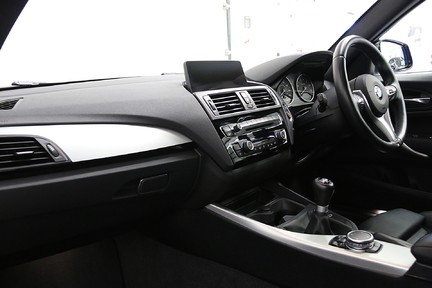 BMW 1 Series M140i with Professional Navigation and More 4