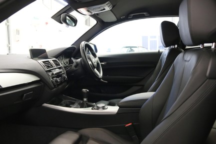 BMW 1 Series M140i with Professional Navigation and More 20