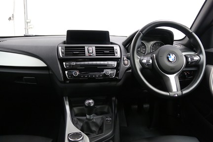 BMW 1 Series M140i with Professional Navigation and More 23
